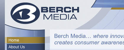 Berch Media | Website Design and Development | UI | Print