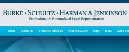 Burke • Schultz • Harman | Website Front-end Development