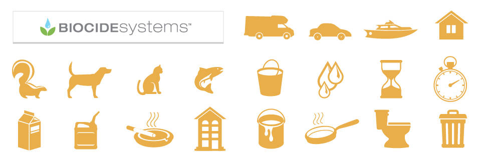 Biocide Systems | Custom icon collection